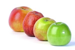 Eat with locals: Variation  de pommes