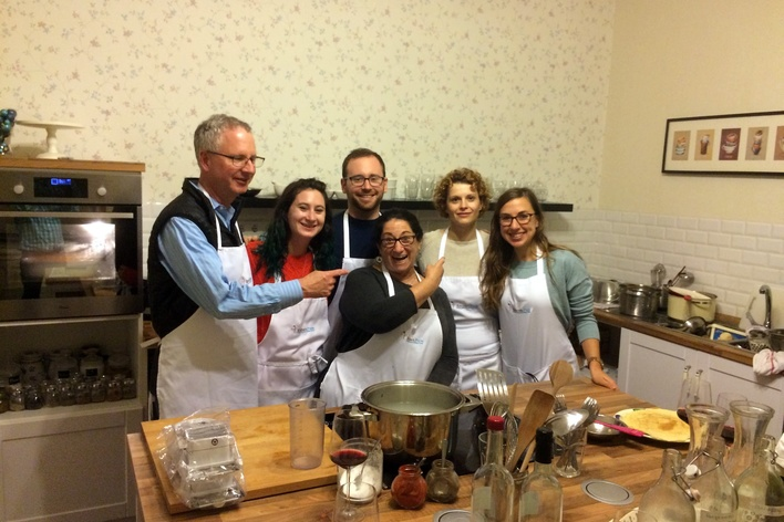 Hungarian cooking course