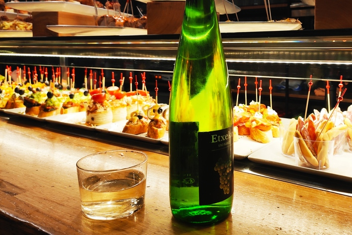 Spanish wine and tapas gastrotour
