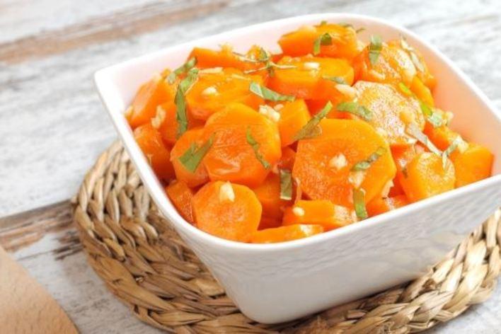 Dégustation de salades à l'huile d'argan