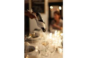 Manger chez l'habitant: Dinner with provençal twist