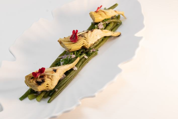 Cuisine et tradition a la francaise