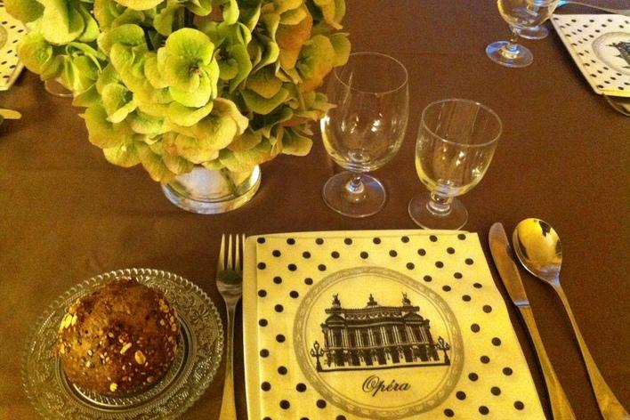 Ecriture et gastronomie