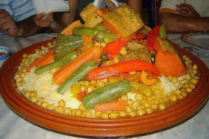 Cuisine familiale marocaine