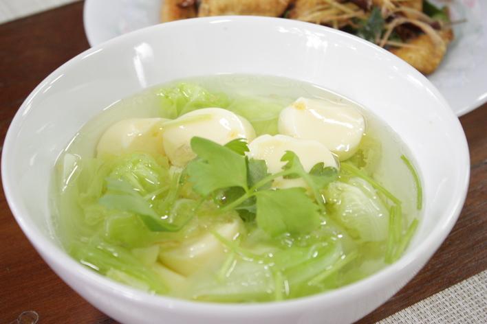 Thai home dinner