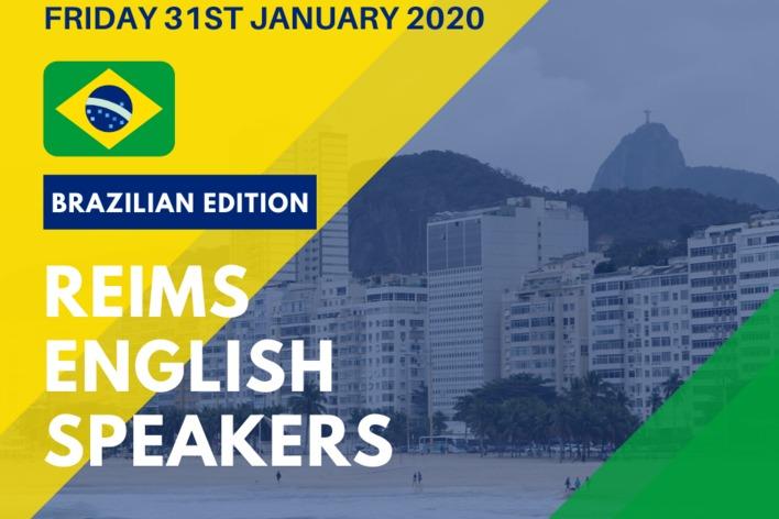 Reims english speakers / brazilian edition