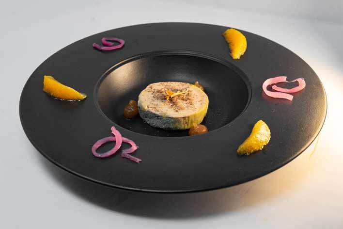 Diner contemporain