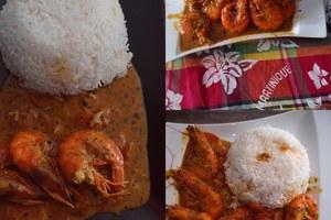 Eat with locals: Saveur creoles