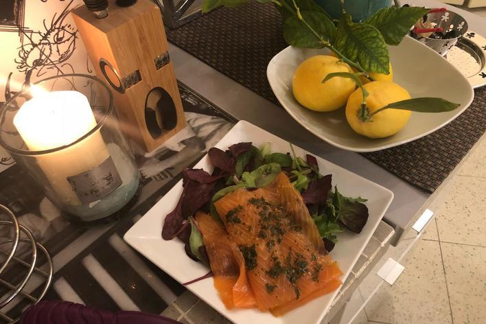 Diner gourmet franco-argentin avec découverte tango et chant