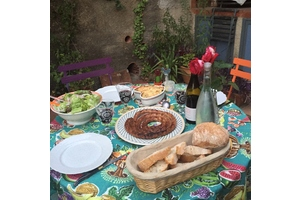 Eat with locals: Le repas du vendangeur