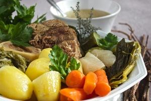 Manger chez l'habitant: Déjeuner en ville