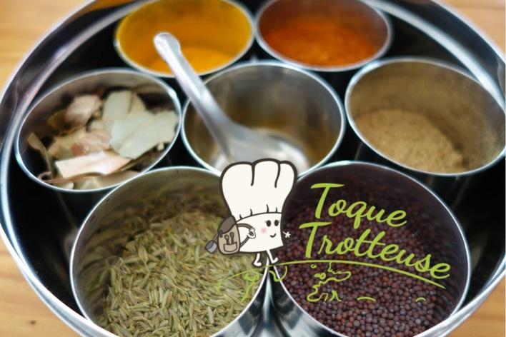 Atelier culinaire : voyage en inde du nord