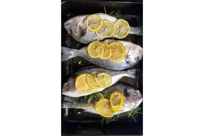 Croatian seafood with a twist