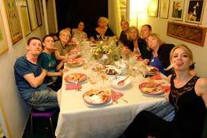 Eat with locals: Nicaragua te amo