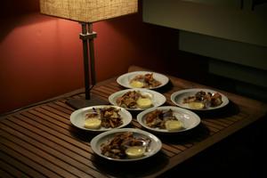 Cenas particulares como en su propia casa: 5 senses experience. opera & gastronomy