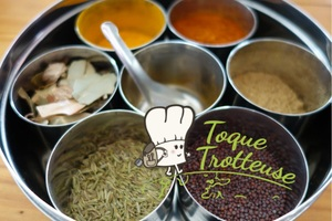 Eat with locals: Atelier culinaire : voyage en inde du nord