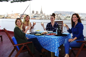 Eat with locals: Barcelona rooftop taster and tour!