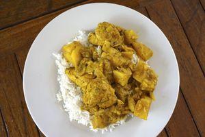 Manger chez l'habitant: Diner creole/antillais