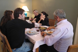 Eat with locals: Typical apulian dinner