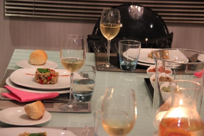 Petit dîner entre amis