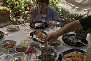 Manger chez l'habitant: Repas de mezze
