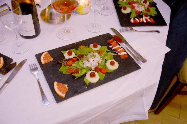 Diner Chic Entre Amis Of Diner Chic Et Automnale Meudon