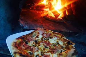 Eat with locals: Pizzas à la napolitaine au feu de bois !!