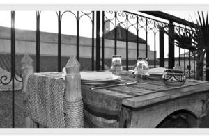 Manger chez l'habitant: Dans un foundouk
