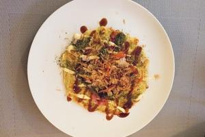 Manger chez l'habitant: Brunch fusion (japonais et cuisine naturelle)
