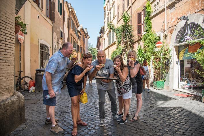 Ancient rome food tour