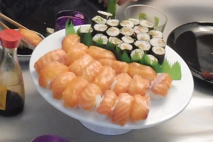 Cours de cuisine japonaise sushis makis onigiri balma - Cours cuisine japonaise ...