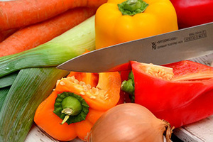 Cenas particulares como en su propia casa: Cuisine locale&de saison en toute simplicité
