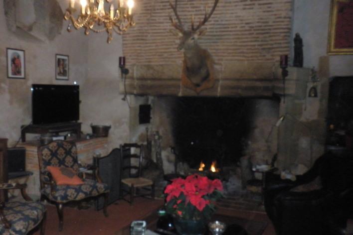 Cuisine paysanne au château, Marciac
