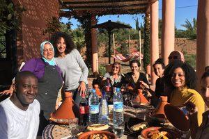 Manger chez l'habitant: Atelier cuisine marocaine