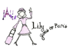 Lily Goes To Paris