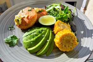 Cenas particulares como en su propia casa: Tasty diabetic and low carb french cuisine