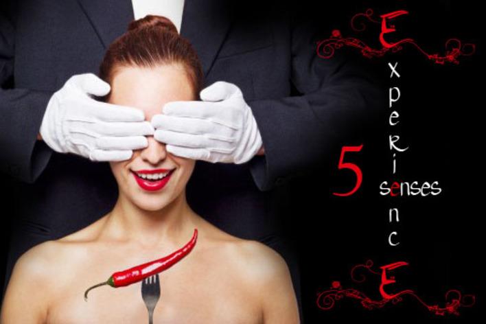 5 senses experience. opera & gastronomy