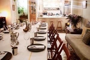 Eat with locals: Mumbai meri jaan | indian fine- dining in jaffa
