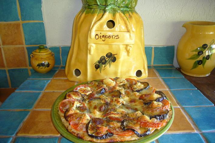 Dejeuner Ou Diner Mediterraneen A La Ferme Mireval