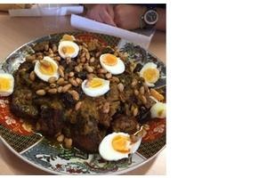 Eat with locals: Les délices de fès