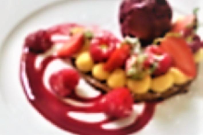 Soleil de la provence et fraîcheur dans l'assiette