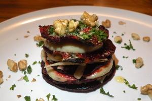 Eat with locals: La cuisine végétarienne revisitée: copieuse, savoureuse et sophistiquée