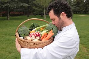 Manger chez l'habitant: Du bio et de saison dans votre assiette