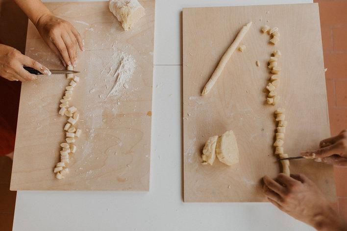 Cooking class : la pasta !
