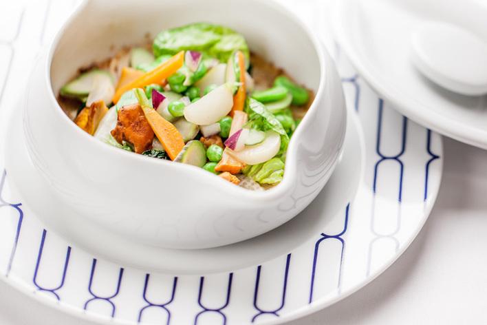 Cookpot de légumes
