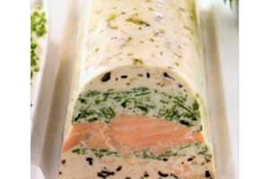 Cenas particulares como en su propia casa: Menu classique (poisson + légumes)
