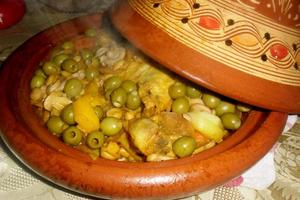 Eat with locals: Tajine