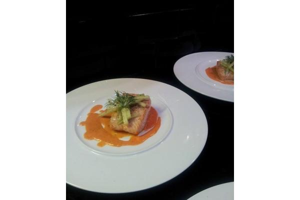 Modern french & mediterranean cuisine