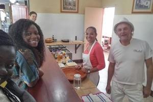 Eat with locals: Cours de cuisine à la campagne