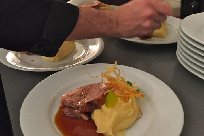 Le printemps par max chef de cuisine paris for Recherche chef de cuisine paris